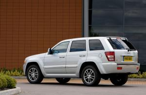 Jeep Grand Cherokee S-Limited 2010 года